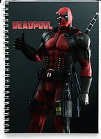 Блокнот Тетрадь Deadpool, №2
