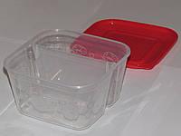 Ланч бокс на 0,8 л, пищевые контейнеры, лоток, судок для еды, фото 1