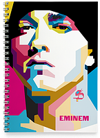 Блокнот Тетрадь Eminem
