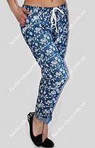 Летние молодежные брюки 2175, размер 42-50