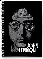 Блокнот Тетрадь John Lennon