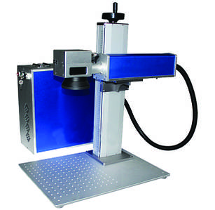 Портативный волоконный лазерный маркиратор LX-A1-30W