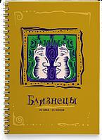 Блокнот Тетрадь Близнецы, №1