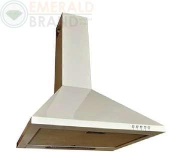 Купольная кухонная вытяжка от производителя UKINOX GUSTO шириной 60 см из нержавеющей стали