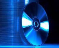 Репликация DVD дисков (Тиражирование дисков методом заводской штамповки) 300 шт