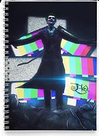 Блокнот Тетрадь Джокер, №2