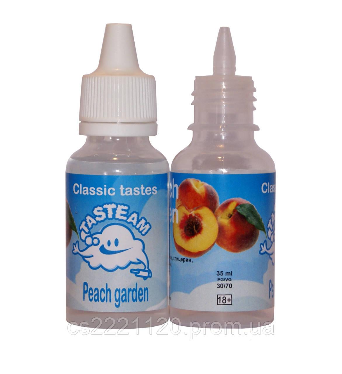 """TaSTEam """"Peach garden"""" 35 мл."""