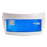 Ультрафиолетовый стерилизатор GERMIX  для маникюрного,косметологического и парикмахерского инструмента, фото 1