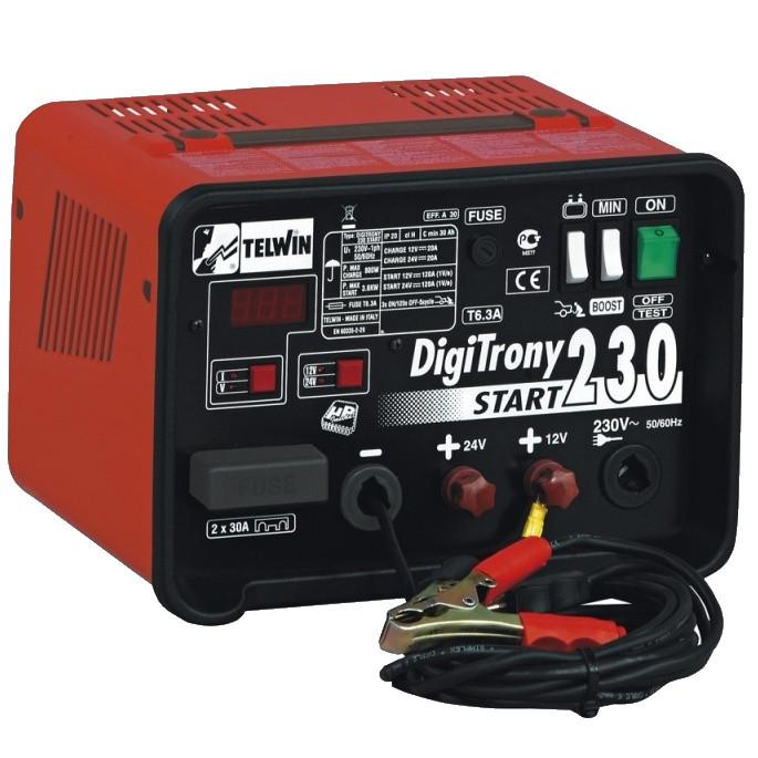Пуско-зарядний пристрій Digitrony 230 Start