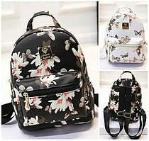 Стильный женский рюкзак butterfly