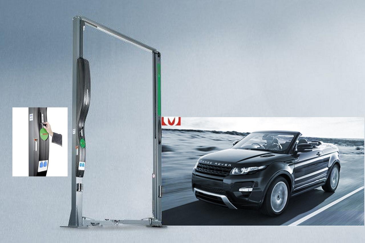 Подъемник автомобильный, электрогидравлический, 4т, Bosch, VLH 2140 - 1 692 821 424