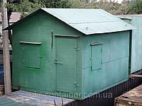 Летний домик, размеры: 3000х4000х2900