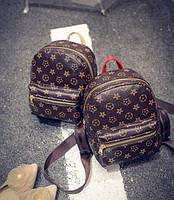 Стильные женские рюкзаки в стиле LV