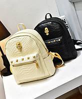 Стильные рюкзаки под кожу питона
