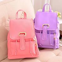 Стильные городские женские рюкзаки