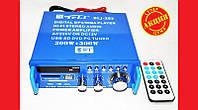 Стерео усилитель USB/FM BLJ-253A Bluetooth. Высокое качество. Практичный усилитель. Купить. Код: КДН1753