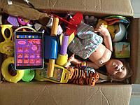 Секонд хенд игрушки