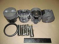 Поршень цилиндра ВАЗ 2105 d=79,4 гр.B М/К (Black Edition/EXPERT+п.п+п.кольца) (МД Кострома) 2105-1004018-АР