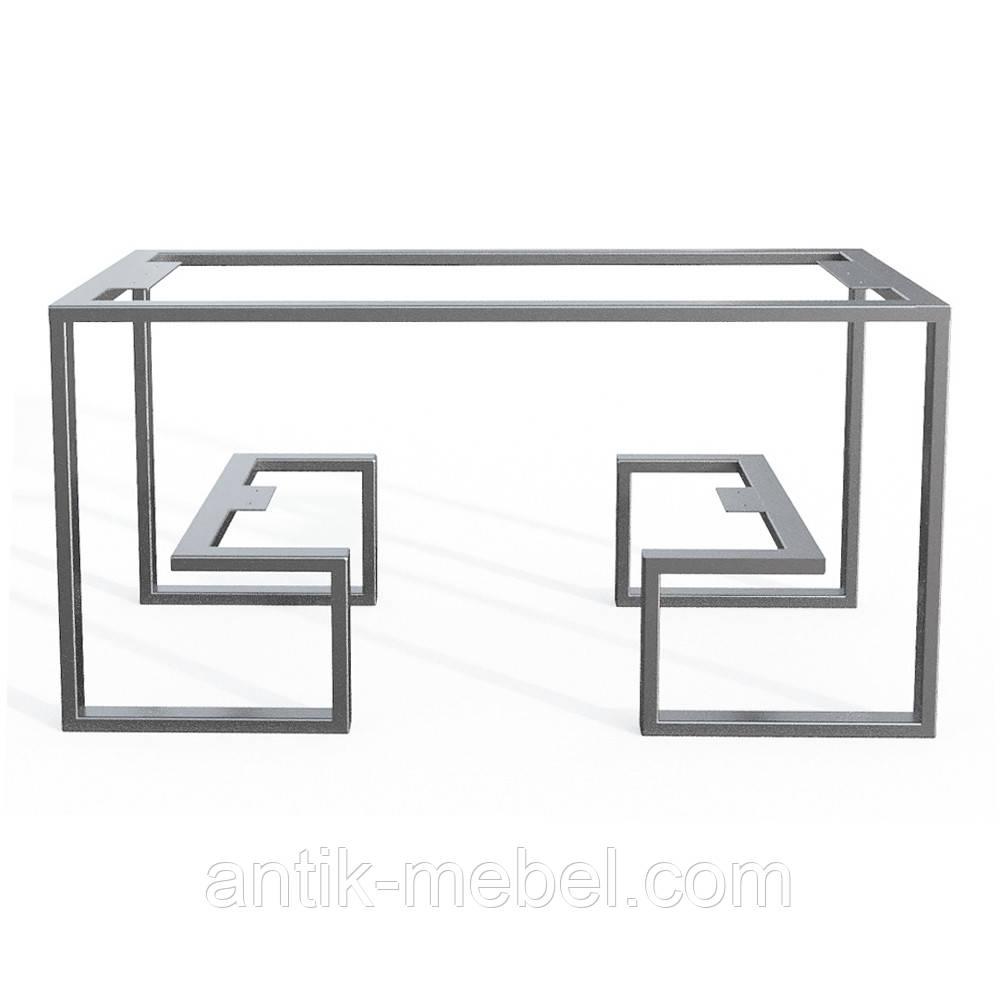 Каркас для кофейного столика из металла 1072, фото 1