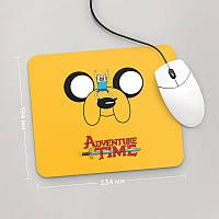 Коврик для мыши 234x194  Adventure time, №1