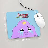 Коврик для мыши 234x194  Adventure time, №5