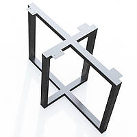 Каркас для кофейного столика из металла 1020