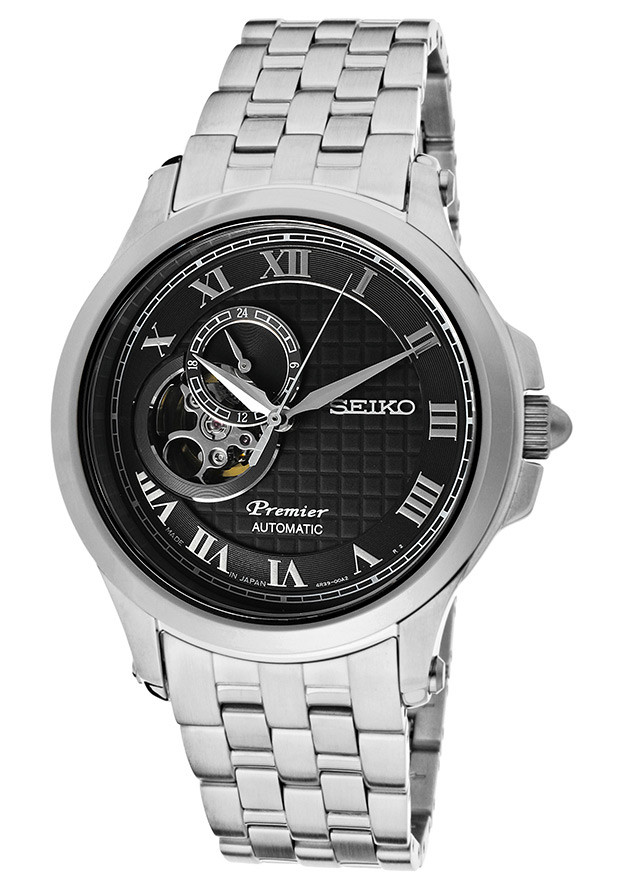 Часы Seiko Premier SSA023J1 Automatic 4R39 Made in Japan