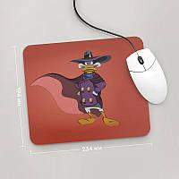 Коврик для мыши 234x194 Черный Плащ