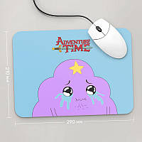Коврик для мыши 290x210  Adventure time, №5