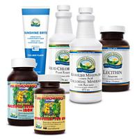 Набор «Здоровый ребенок», витамины