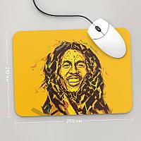 Коврик для мыши 290x210 Bob Marley, №3