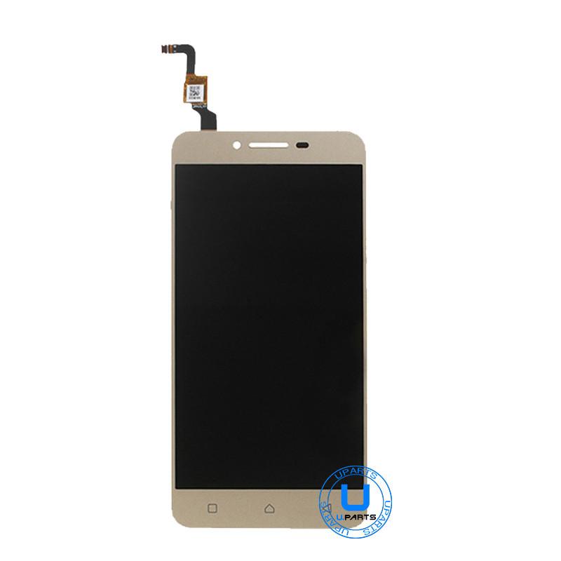 Дисплейный модуль для мобильного телефона Lenovo  Lemon 3 золотой