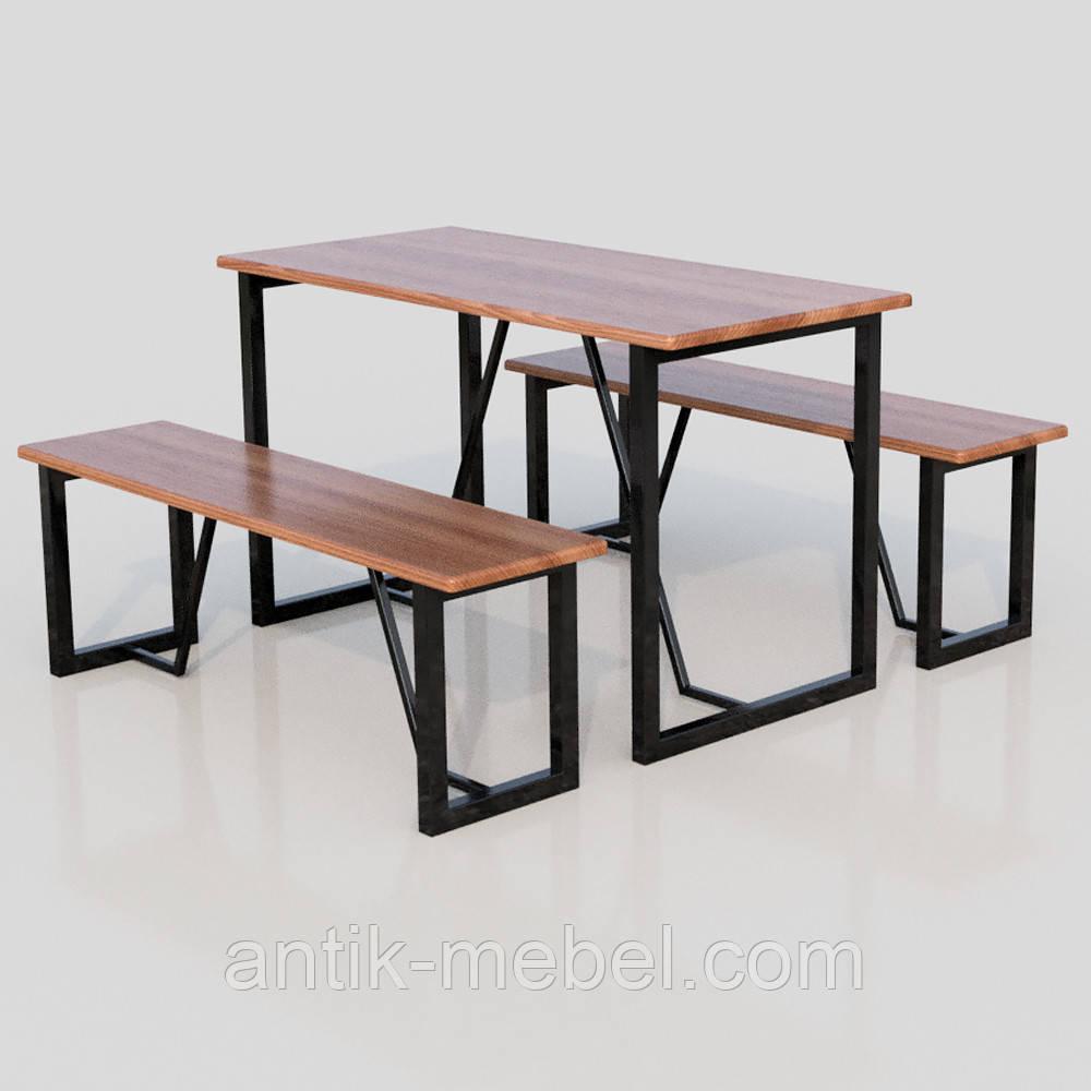 Каркас для стола из металла 50