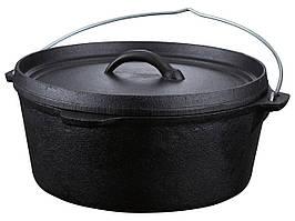Казан чавунний туристичний Товарpeterhoff PH-15806-25 3,6 л