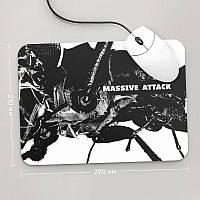 Коврик для мыши 290x210 Massive Attack