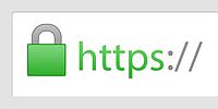 Переход сайта Parketti.com.ua на протокол HTPPS. Покупайте в Интернет безопасно!