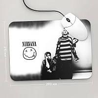 Коврик для мыши 290x210 Nirvana, №9