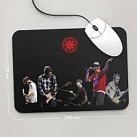Коврик для мыши 290x210 Red Hot Chili Peppers, №2