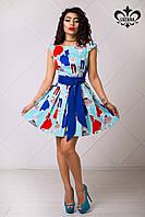 Молодежное женское платье Таис  Luzana 42-48 размеры