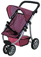 Прогулочная коляска для куклы «Catrin» арт.9671
