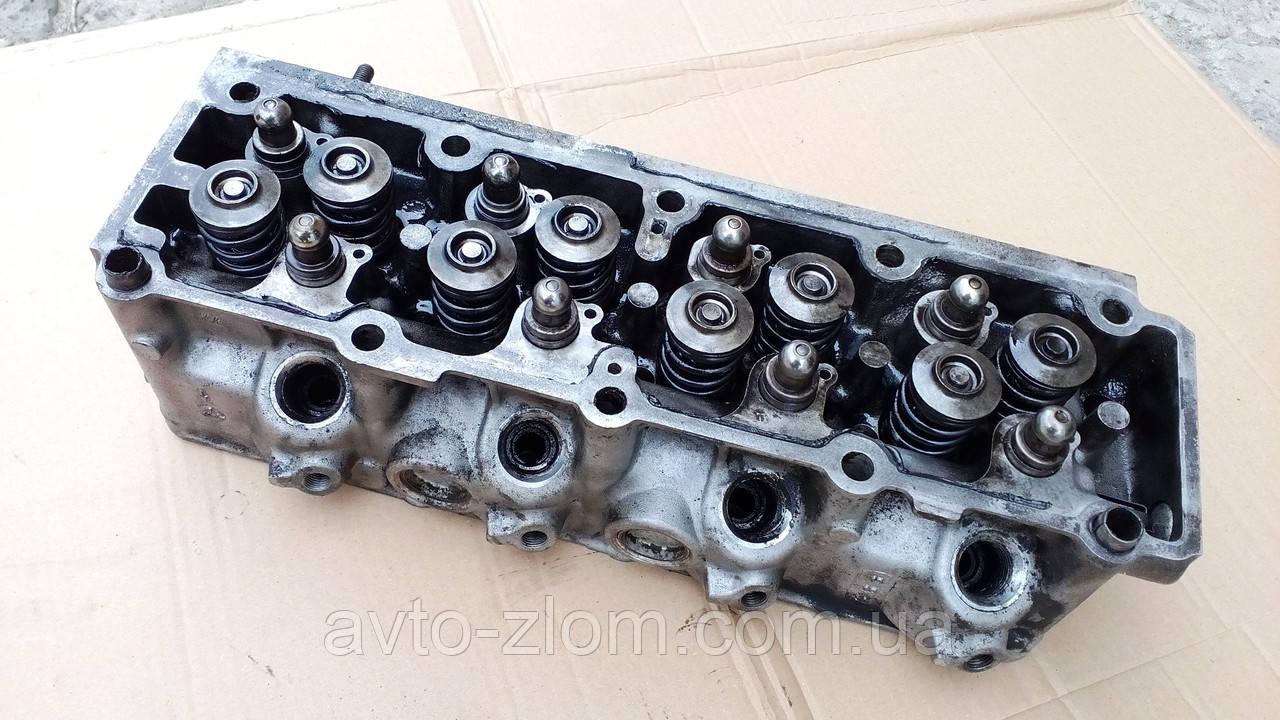 Головка блока Opel 1.6 - 1.7 D, TD.