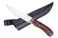 Нож охотничий Осень Кульбида и Лесючевский, ЭЛИТНАЯ СЕРИЯ, ручная работа