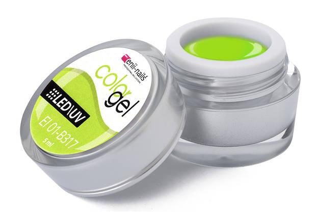 Цветной гель ENII (Green #317)