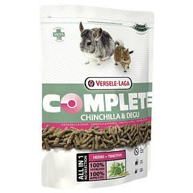 Versele-Laga Complete ШИНШИЛЛА ДЕГУ (Chinchilla&Degu) гранулированный корм для шиншилл и дегу, 1,75 кг
