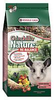 Versele-Laga Nature ШИНШИЛЛА НАТЮР РЕ-БАЛАНС (Chinchilla Nature ReBalance) смесь-мюсли супер премиум корм для шиншилл, 0,7кг