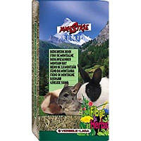 Versele-Laga Prestige ГОРНЫЕ ТРАВЫ (Mountain Hay) сено для грызунов, 0,5кг