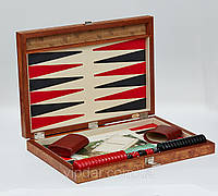 Подарочные нарды BACKGAMMON GAME (Agresti), фото 1