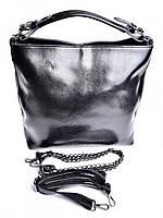 Модная женская черная сумка А009