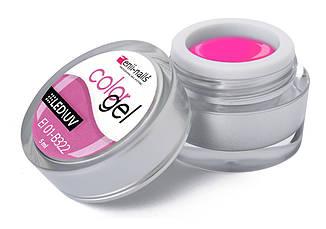 Цветной гель ENII (Soft Neon Pink)