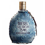 Diesel Fuel For Life Denim Collection Homme туалетна вода 75 ml. (Дизель Фуел Фор Лайф Денім Колекшн Хом), фото 2